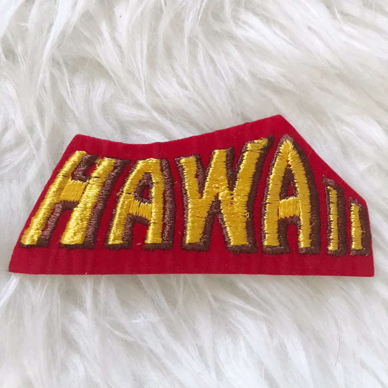Hawaii Patch