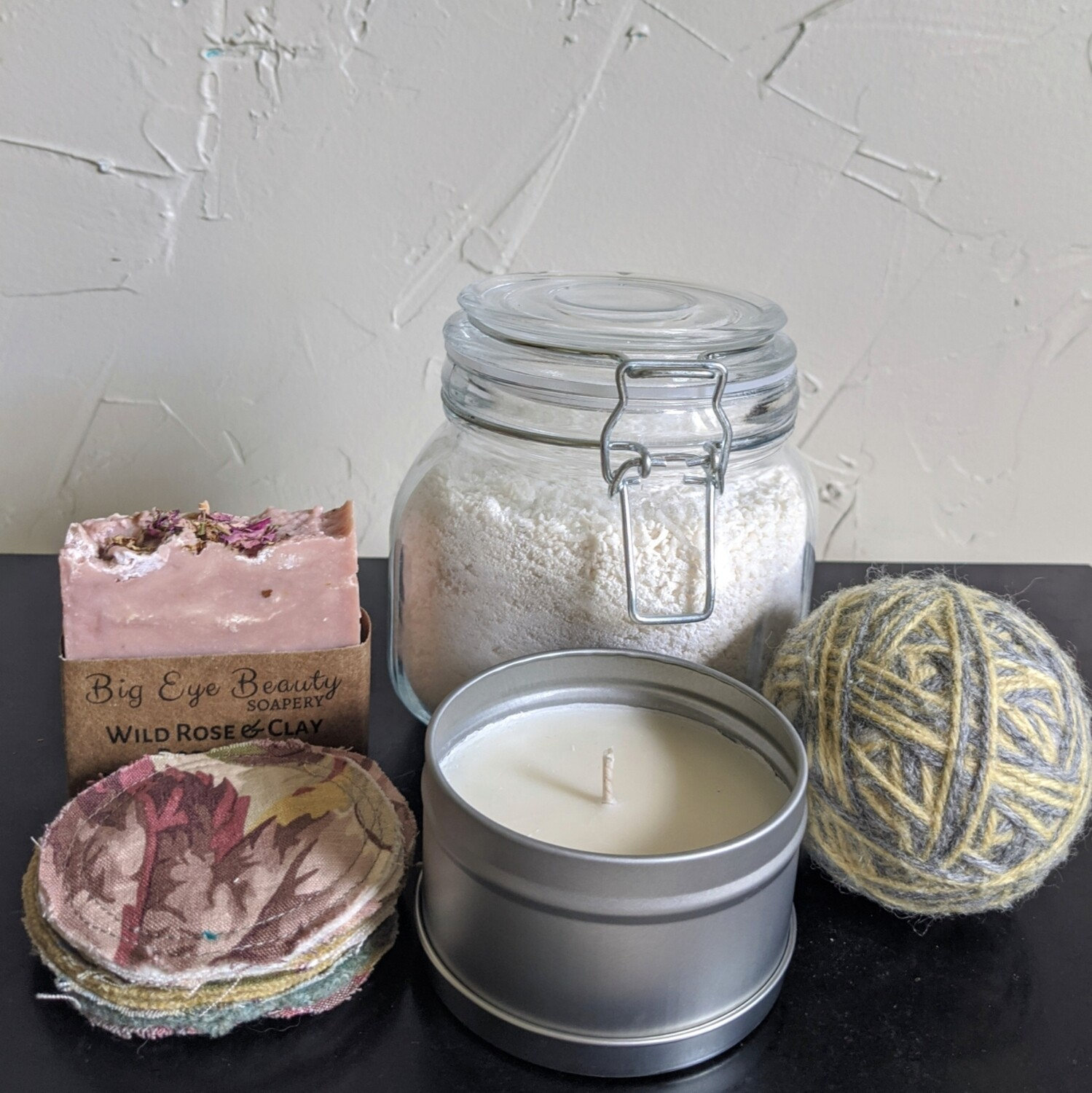 Local + Sustainable Home + Self-Care Kit