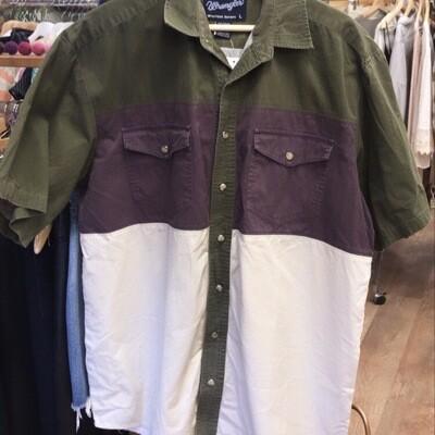Denim Wrangler Shirt