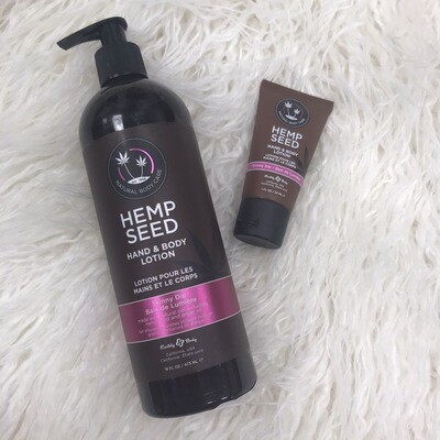 Skinny Dip Hemp Sees Lotion | 2 Pack