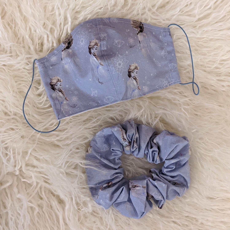 KIDS Mask + Scrunchie Sets