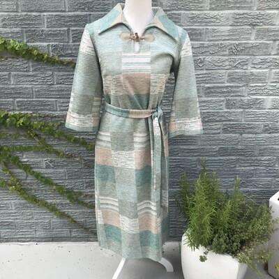 Vintage Bleeker Street Knit Dress