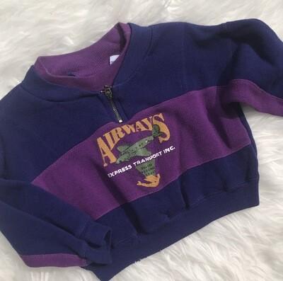 Vintage Kids Airways Sweatshirt 2T