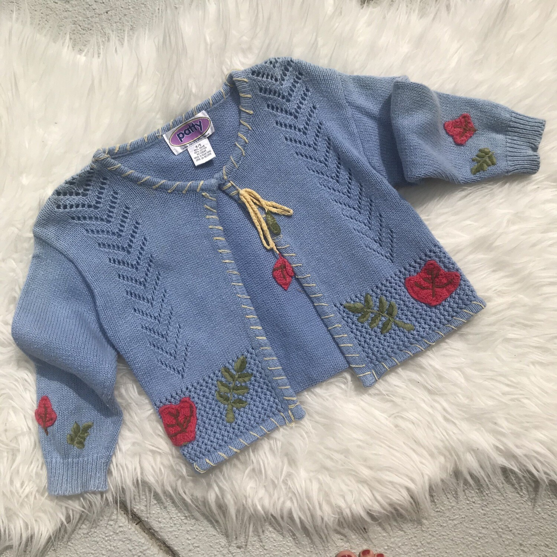 Kids Knit Cardigan | Size 4/5