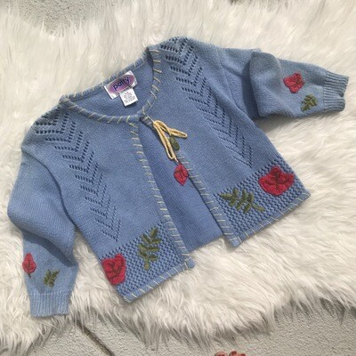 Kids Knit Cardigan | Size 4/5