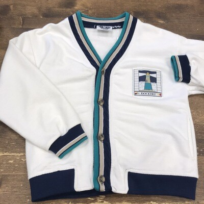 Vintage Kids Dockers Cardigan