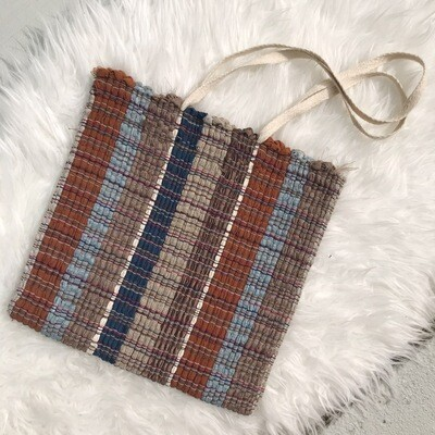 Fabric Woven Purse