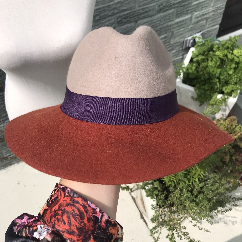 Multi-Color Wool Hat