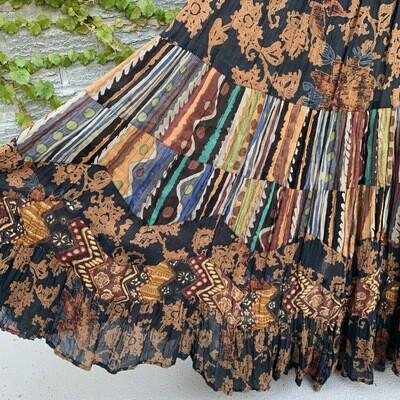 Flowy Boho Skirt