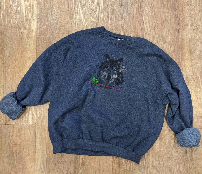 Wolf Lake Michigan Sweatshirt
