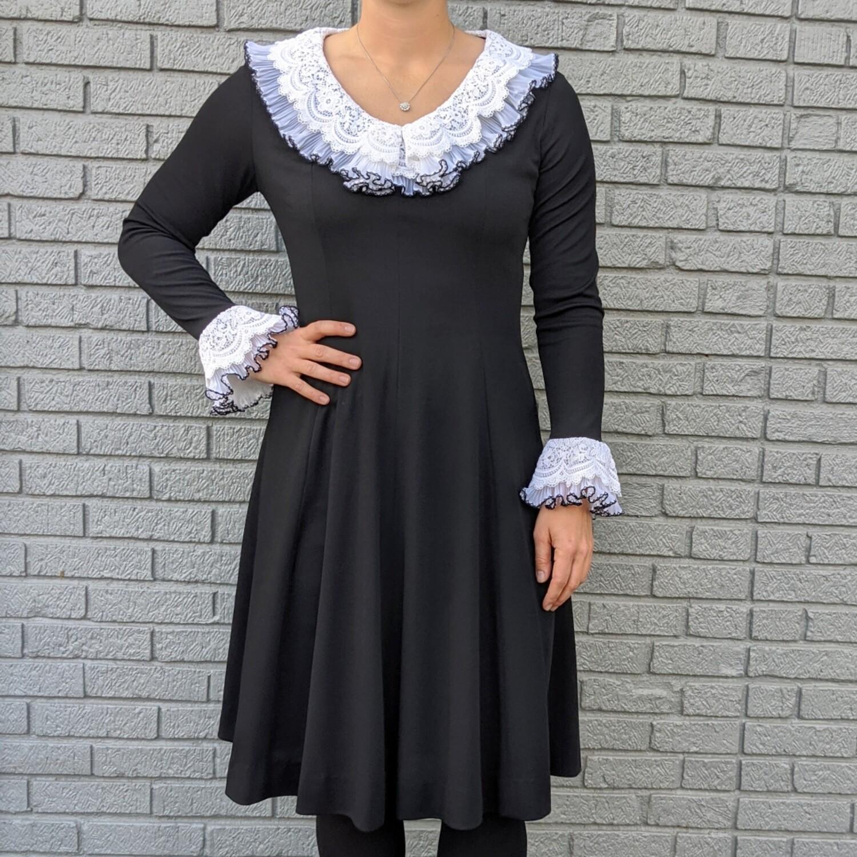 Ruth Bader Ginsberg Dress - 1960s Designer Vintage