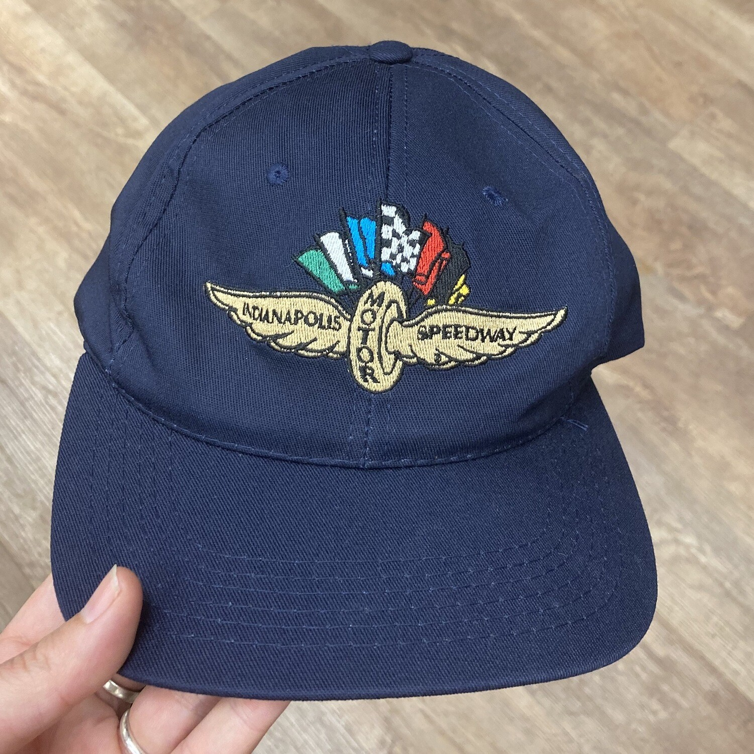 IMS Security Snap Back Hat