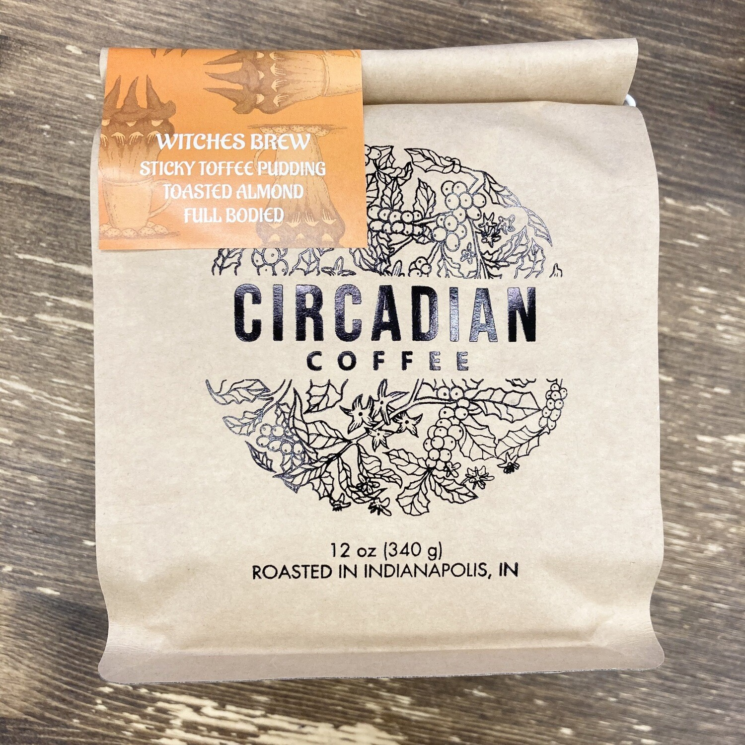Circadian Coffee | Witches Brew