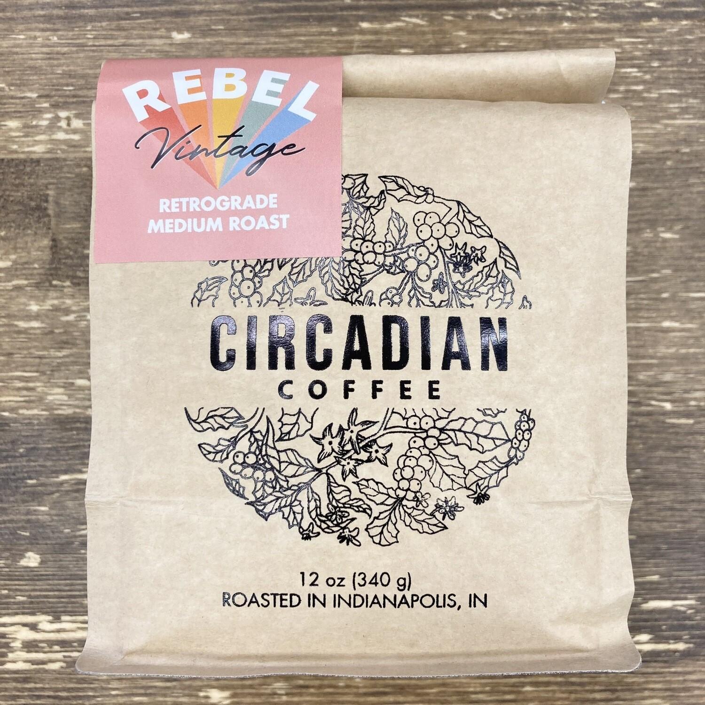 Circadian Coffee x Rebel Vintage   Retrograde