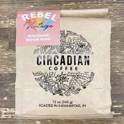Circadian Coffee x Rebel Vintage | Retrograde