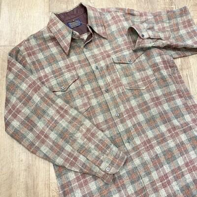 1970s Pendleton Button-Up