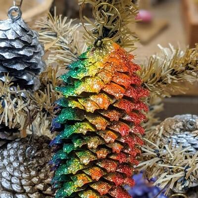 Pinecone Soul Ornament