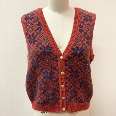 Holiday Sweater Vest