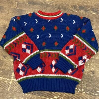 Kids Vintage Cozy Sweater | Size 5