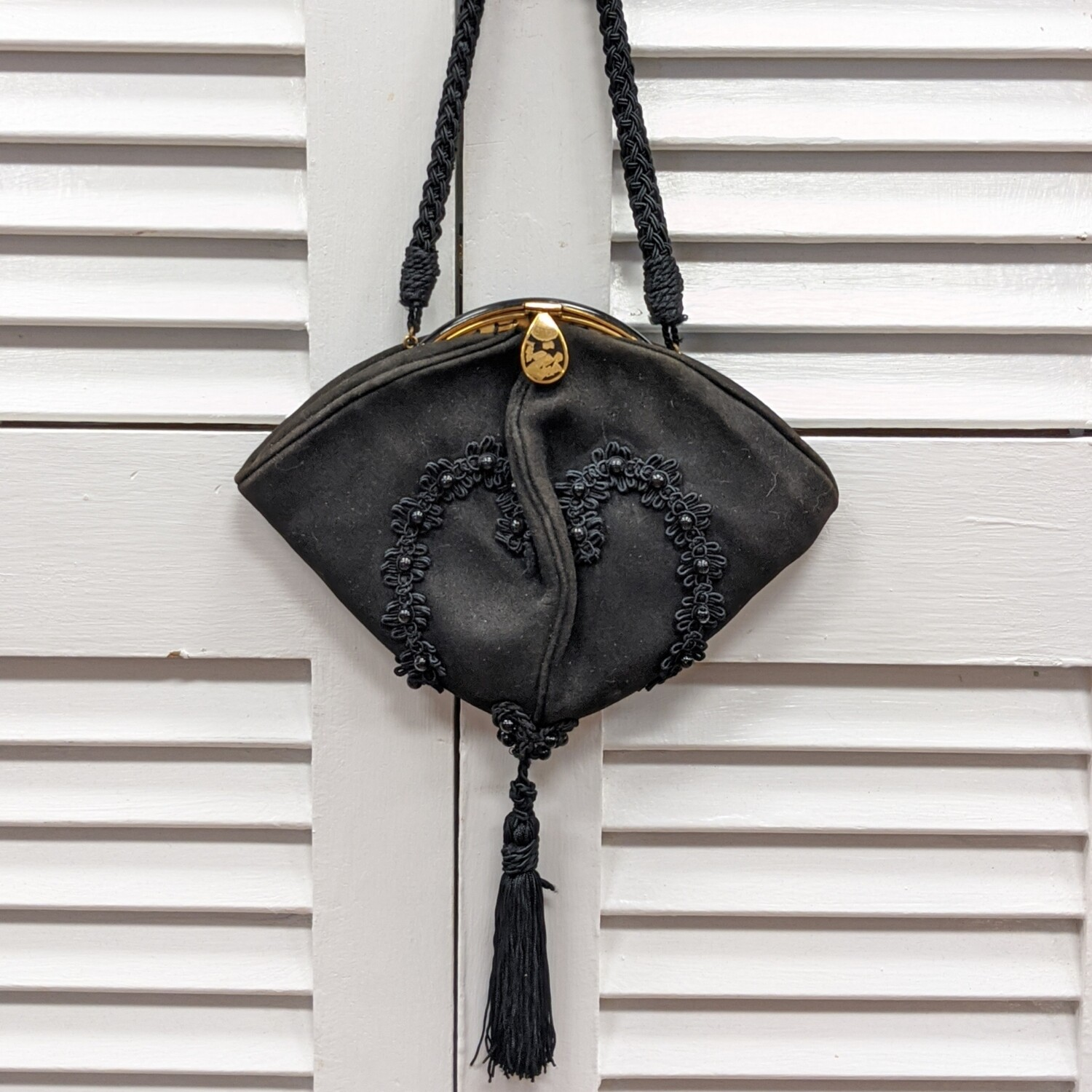 Vintage Victorian French Purse