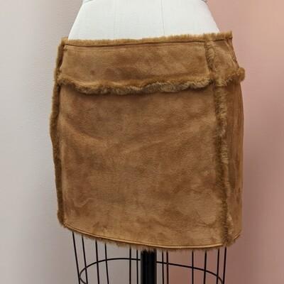 Sheepskin + Shearling UGG Mini Skirt