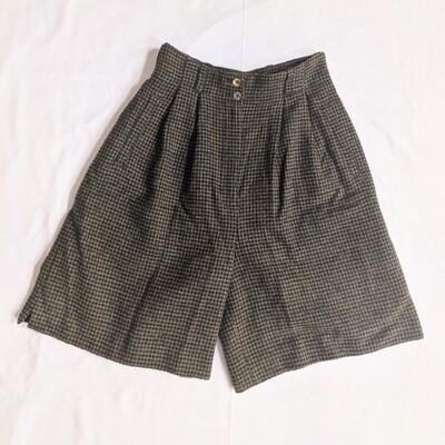 Jean Paul Wool Shorts