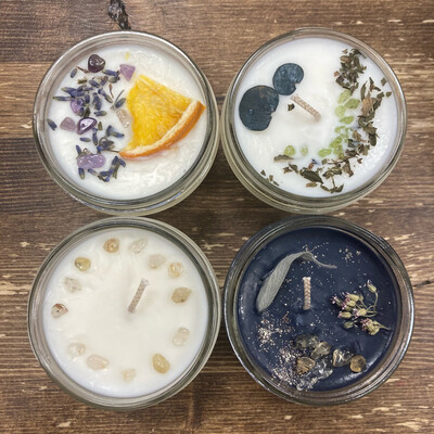 Full Moon Creations 4 oz. Soy Candle
