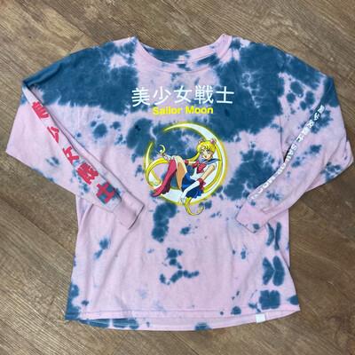 Tie Dye Sailor Moon Tee