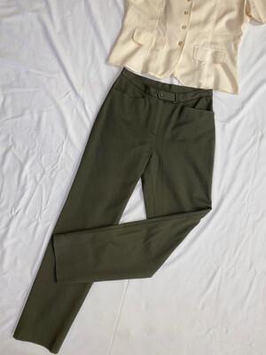 Ralph Lauren Olive Green Slacks