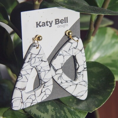 Katy Bell Designs Cara Polymer Clay Earrings