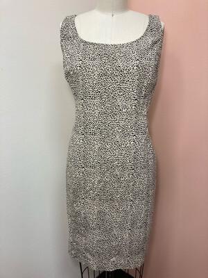 90s Cheetah Print Dress