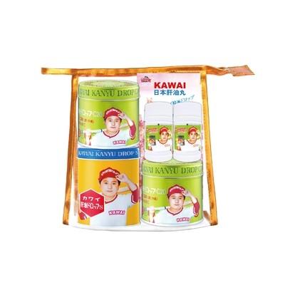 KAWAI 兒童增強免疫力套裝