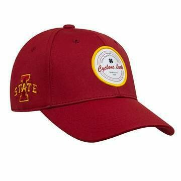 Black Clover Iowa State Patch Luck