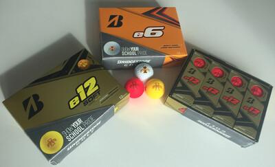 Iowa State Golf Balls by Bridgestone (Dz)