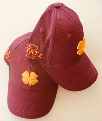 Black Clover Cardinal & Gold Memory Fit