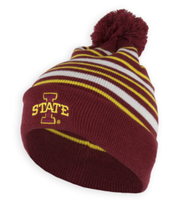 I-State Winter Knit Beanie