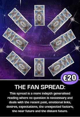 Fan Spread