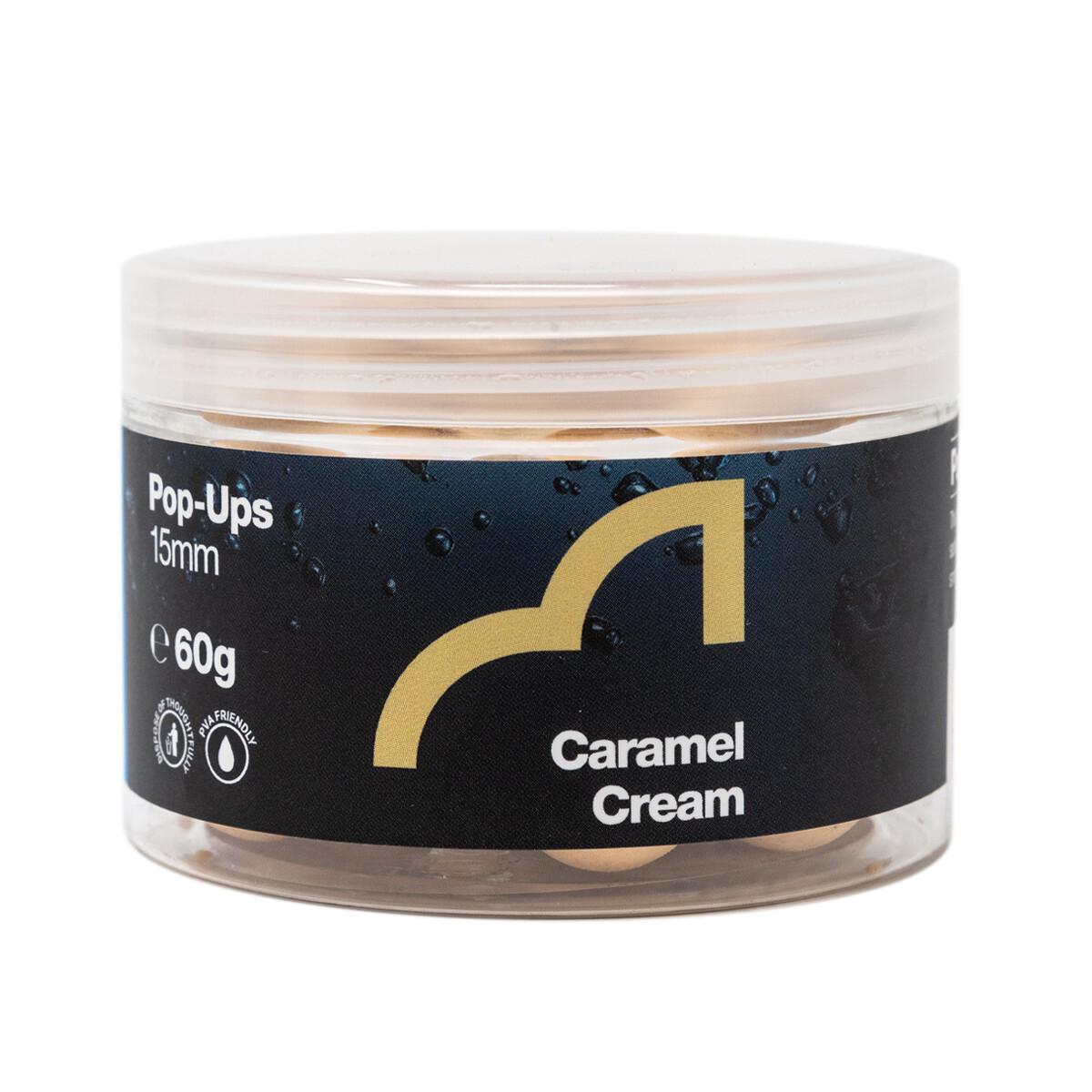 Caramel Cream Pop-Ups 15mm