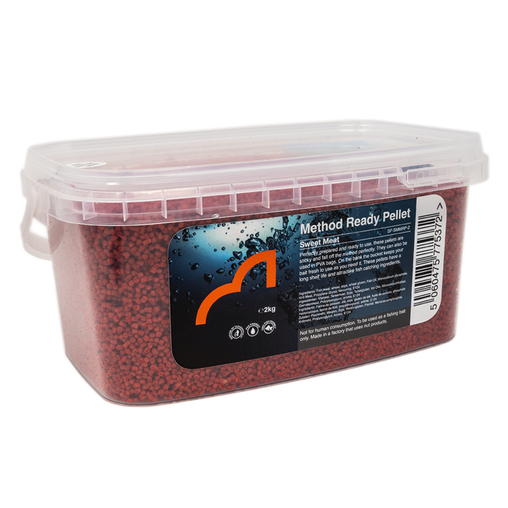 Sweet Meat With Robin Red Method Ready Pellets 2mm
