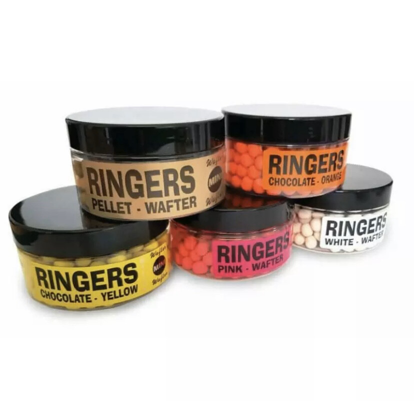 Ringers Yellow Mini 4mm Bandem Wafter