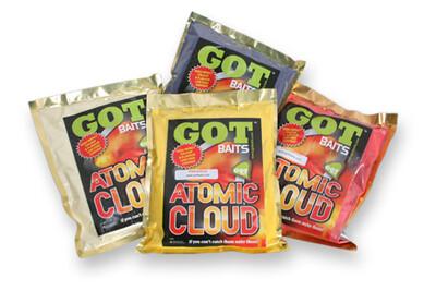 Atomic Cloud White Punch