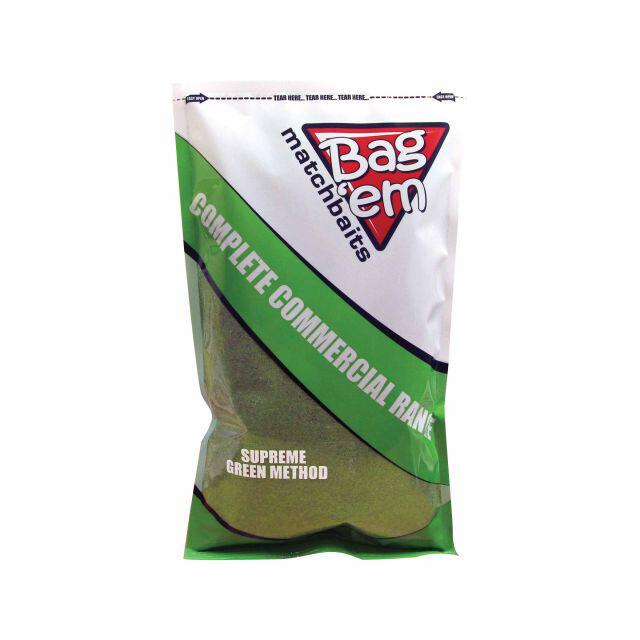 Bag'em Supreme Green Method