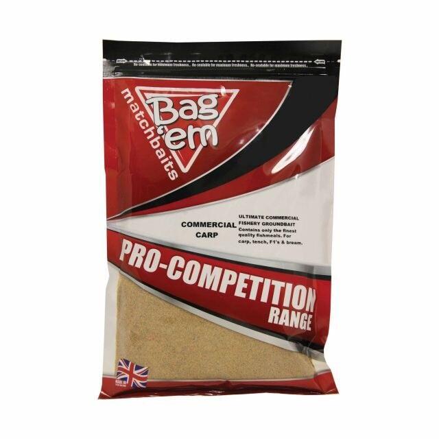 Bag'em Pro Competition Range F1nesse Gold Groundbait