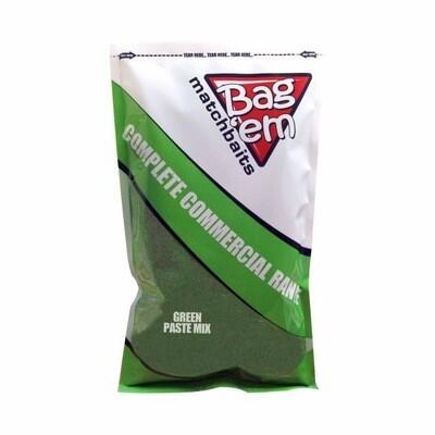 Bag'Em Commercial Carp Green Paste