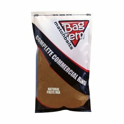 Bag'em Commercial Carp Natural Paste