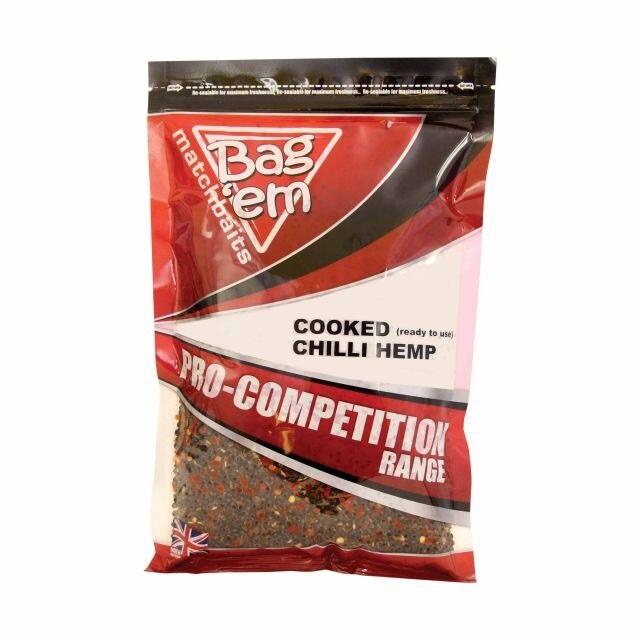 Bag'em Cooked Chilli Hemp 1000ml