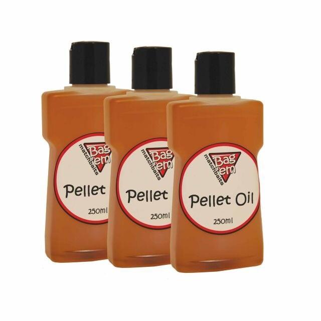 Bag'em Pellet Oil 250ml