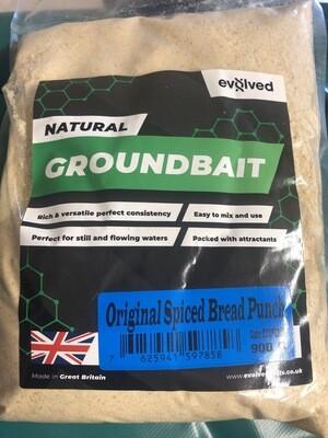 Evolved Baits Original Spiced bread Crumb