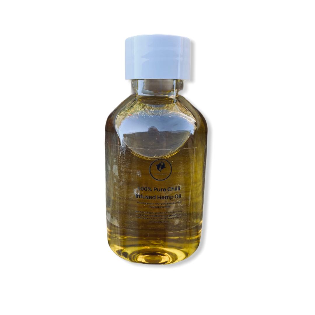 Mybaits 100% Pure Chilli Infused Hemp Oil