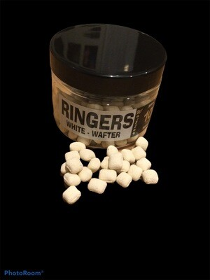 Ringers Slims White Wafters 10mm